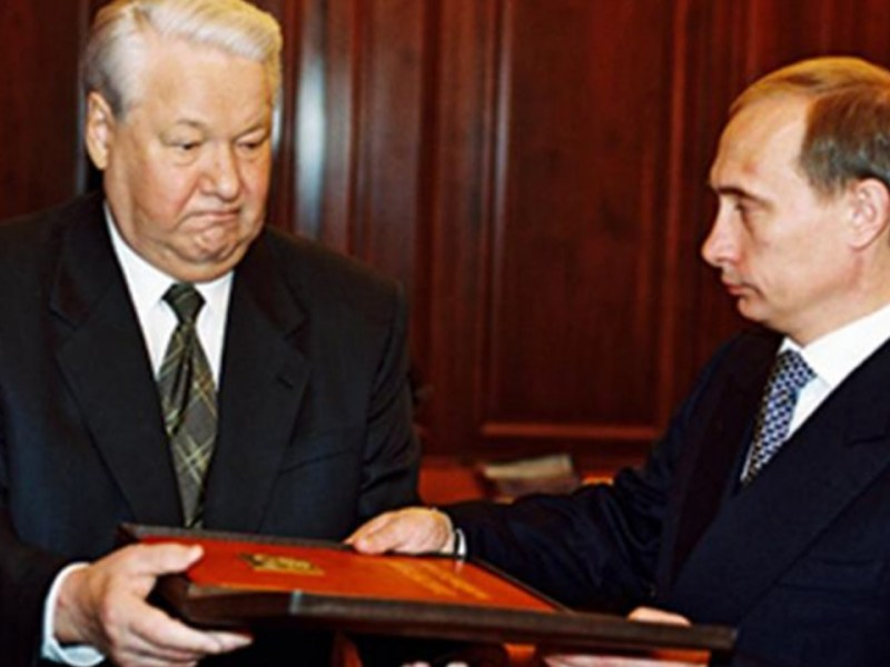 U.S. Hoped Putin Would be a 'Sober Yeltsin' - RAI with Stephen Cohen (3/5)