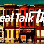 Real Talk Tho - Banner Logo