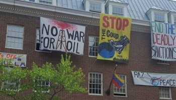 Defense of Venezuela's US Embassy: Activists Versus US Government