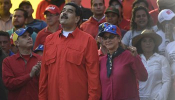 Venezuela's Maduro Government Not Near Collapse