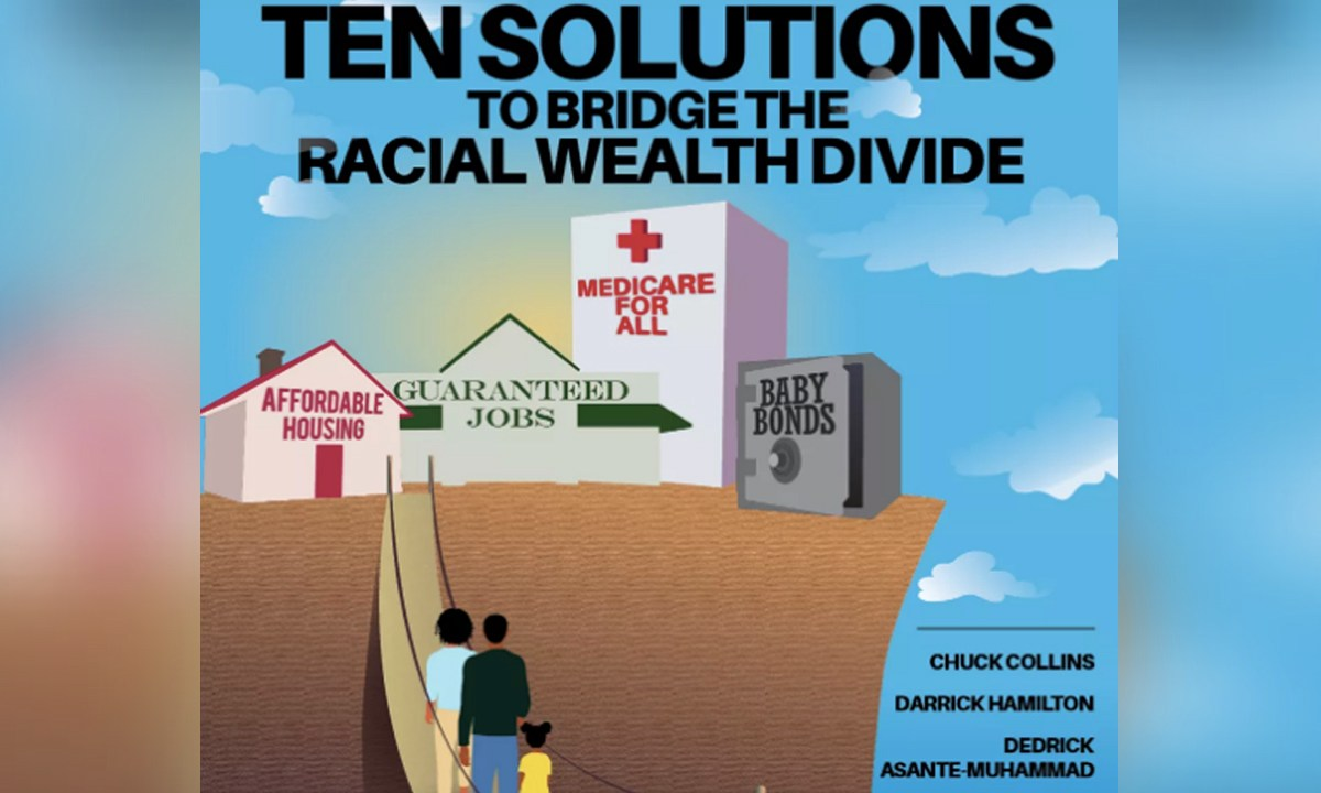 How Bridging the Racial Wealth Divide Will Help All Americans