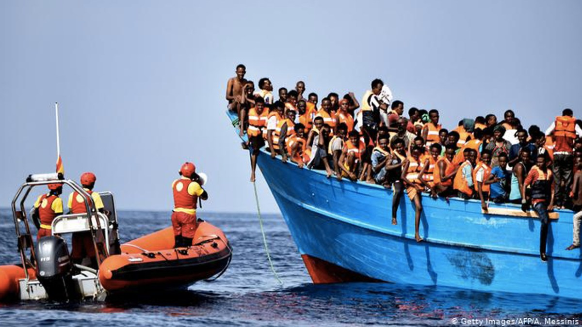 Dozens of Migrants Drown After Boat Sinks off Tunisian Coast