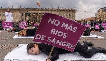 Dramatic Increase in Political Violence in Colombia due to Abandonment of Peace Agreement