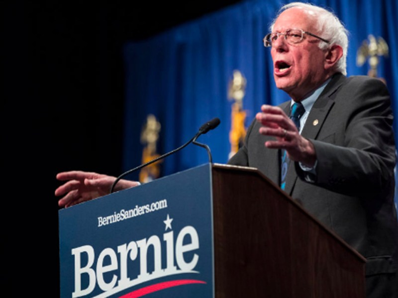 Bernie Sanders Vision Of Democratic Socialism Makes Both Sides Nervous