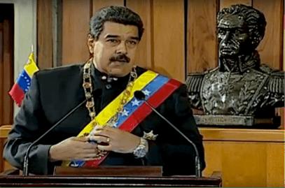 Nicolás Maduro, president of Bolivarian Republic of Venezuela, Photo Wikipedia