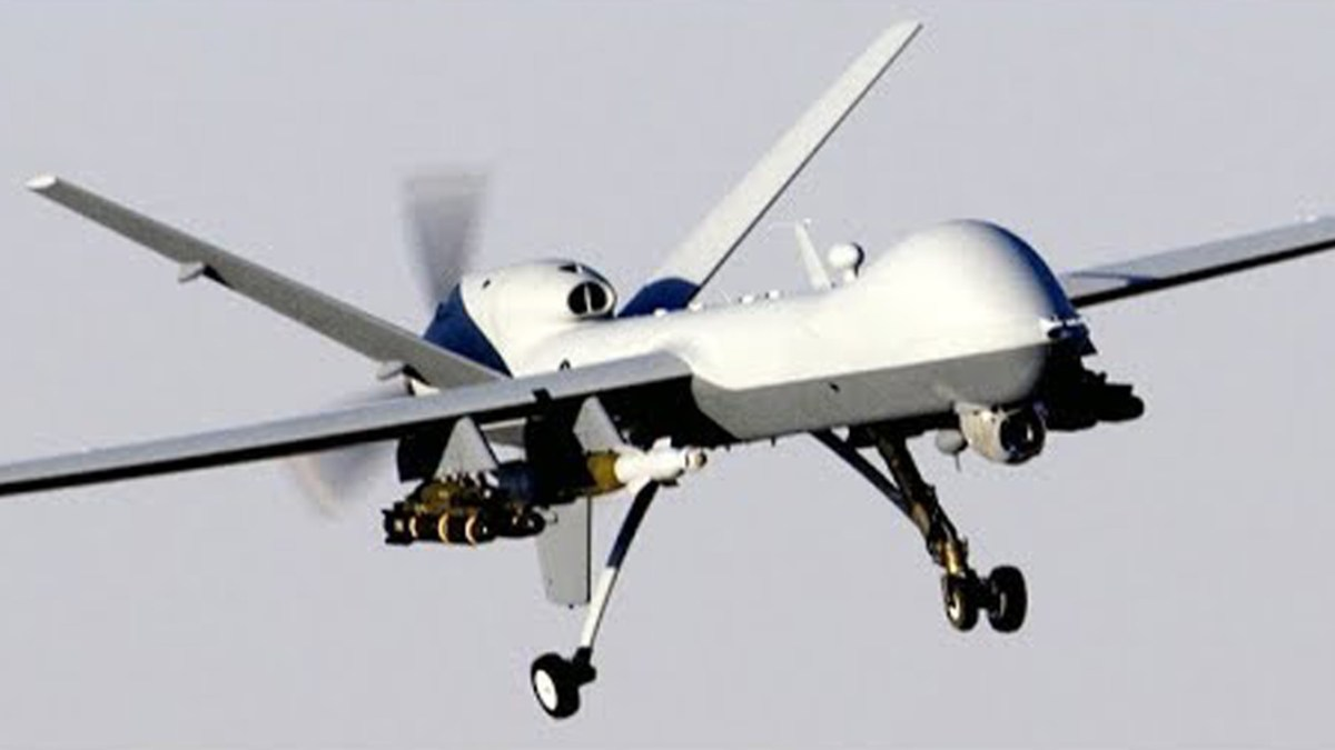 Noam Chomsky, Jeremy Scahill, and Others on Militarism and the Drone Program