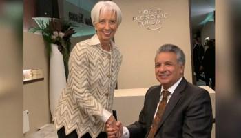 Ecuador Takes Harmful IMF Loan, Even Though it Doesn't Need it