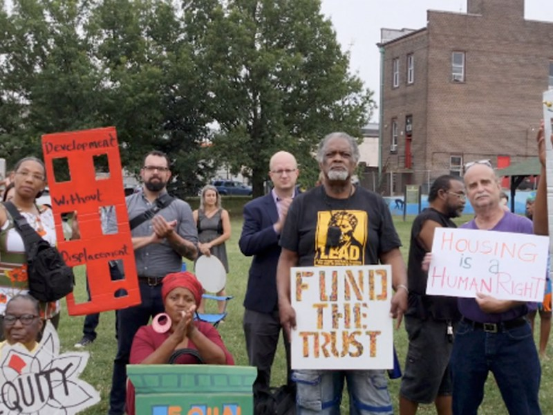 Baltimore Takes Aim at the Predatory Capitalism that Spawned Trump