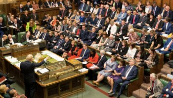 Brexit, Boris, and British Parliament Come to a Head After 3 Years