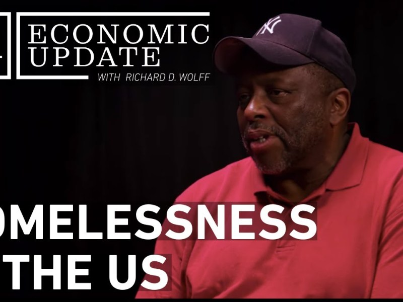 Economic Update: Homelessness in the U.S.