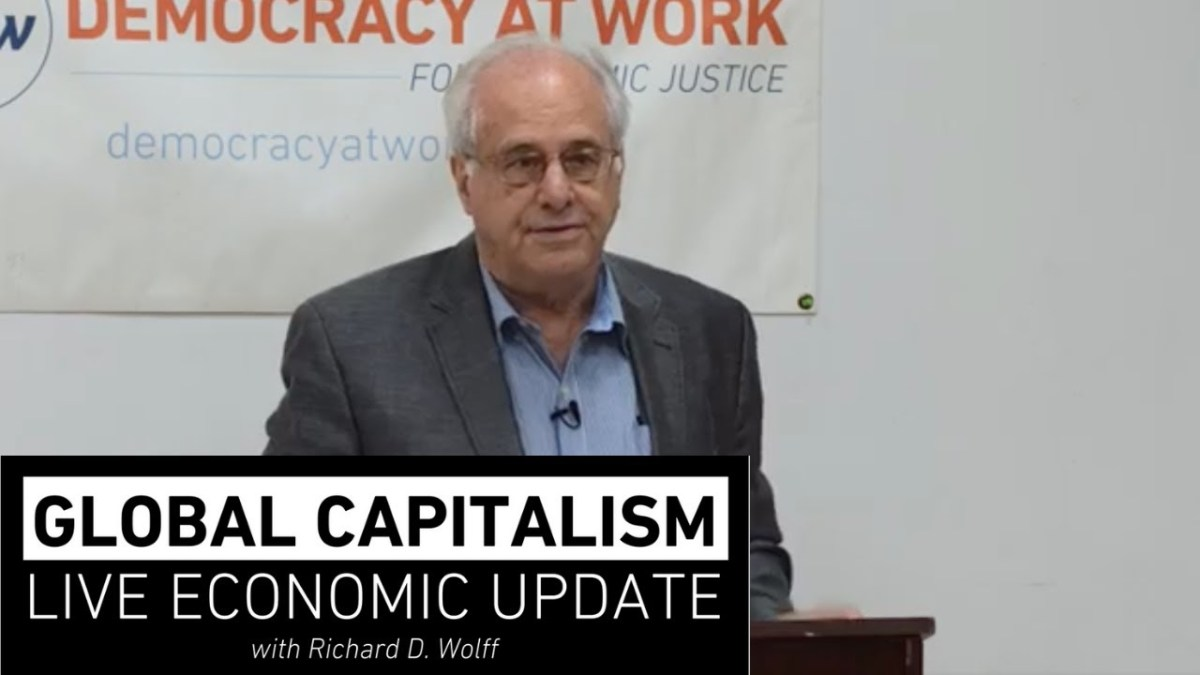 Live Economic Update: The US-China Trade Wars - Causes, Prospects, Risks