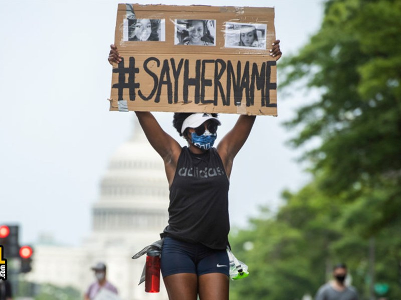 Say Her Name: On Average, Police Kill One Black Woman A Month