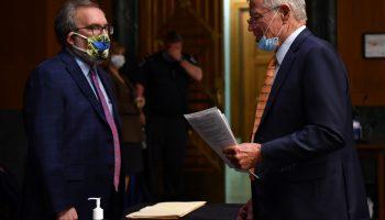 EPA Administrator Andrew Wheeler Testifies Before Senate Oversight Hearing