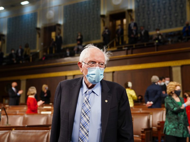Sen. Bernie Sanders (I-VT)