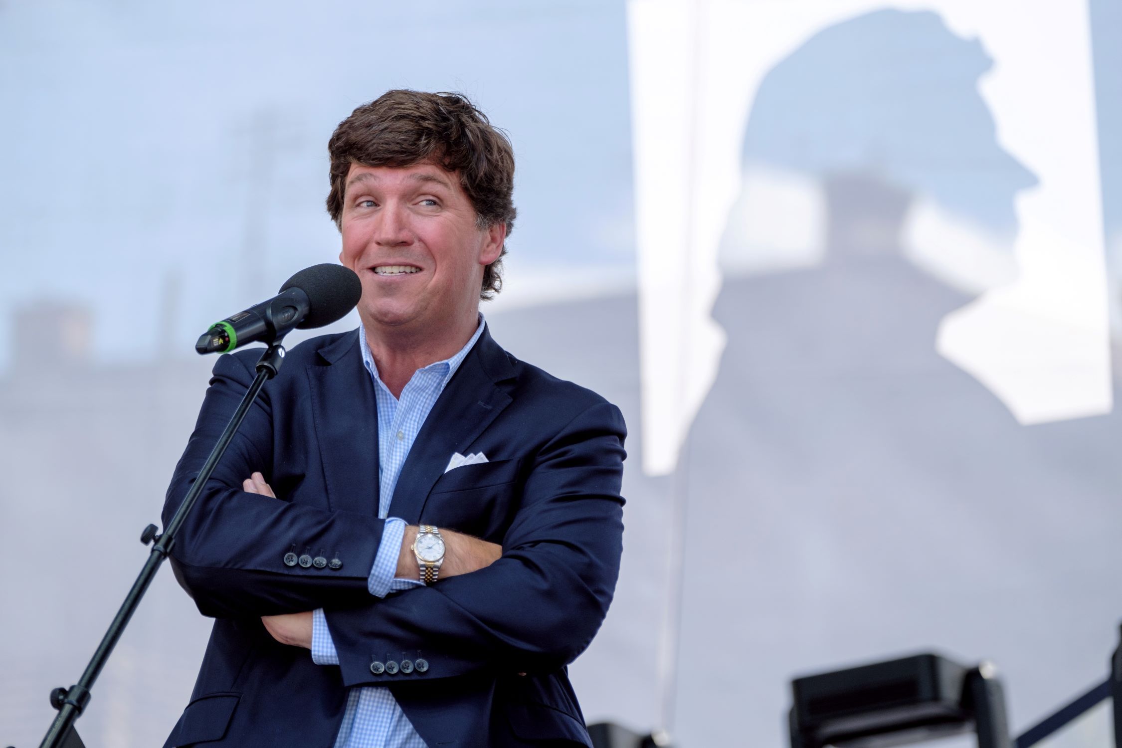 The COVID-19 scandal Tucker Carlson doesn't want you to know about