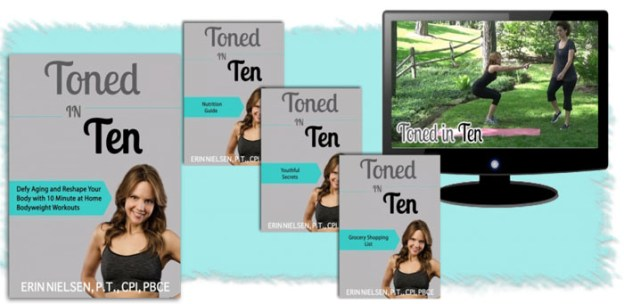 Toned In Ten by Erin Nielsen Review