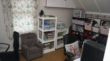 The Great Office Makeover, Part One