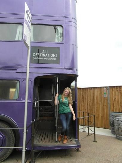 Harry Potter - Night Bus