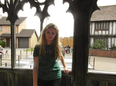 Harry Potter - Hogwarts Bridge