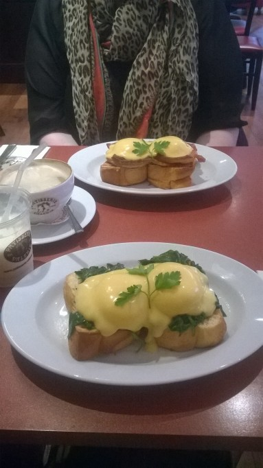 One brunch a term is not enough