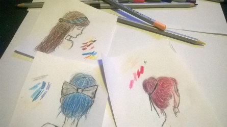 My attempts at drawing