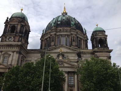 Berlin Germany Travel Pictures Photos Cool Historic Weekly Show Cathedral Dome View Beautiful Outside