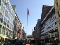 Berlin Germany Travel Pictures Photos Cool Historic Weekly Show Checkpoint Charlie Tourist