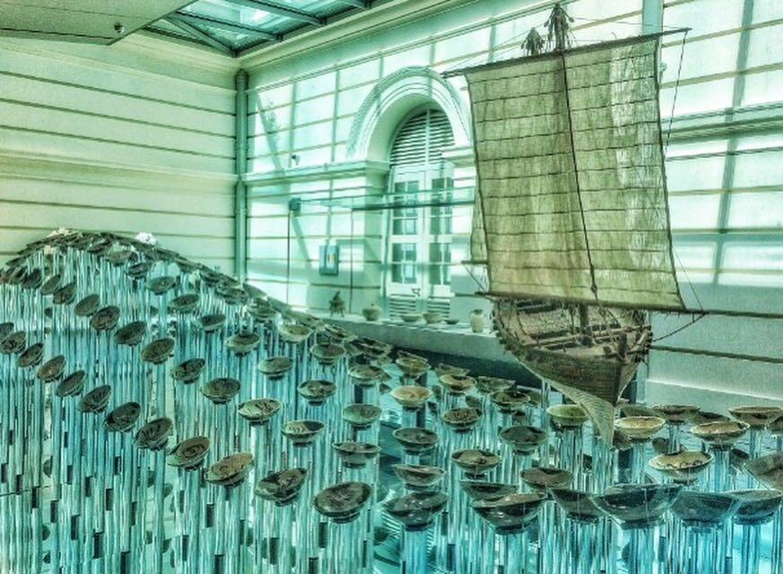 Tang Dynasty Shipwreck