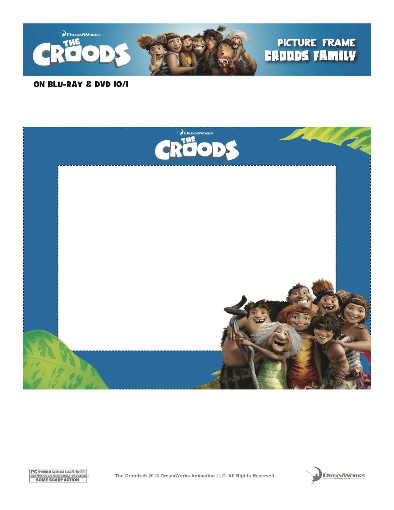 Dreamworks Animation The Croods Blu Ray Combo Pack Giveaway Thecroodsdvd