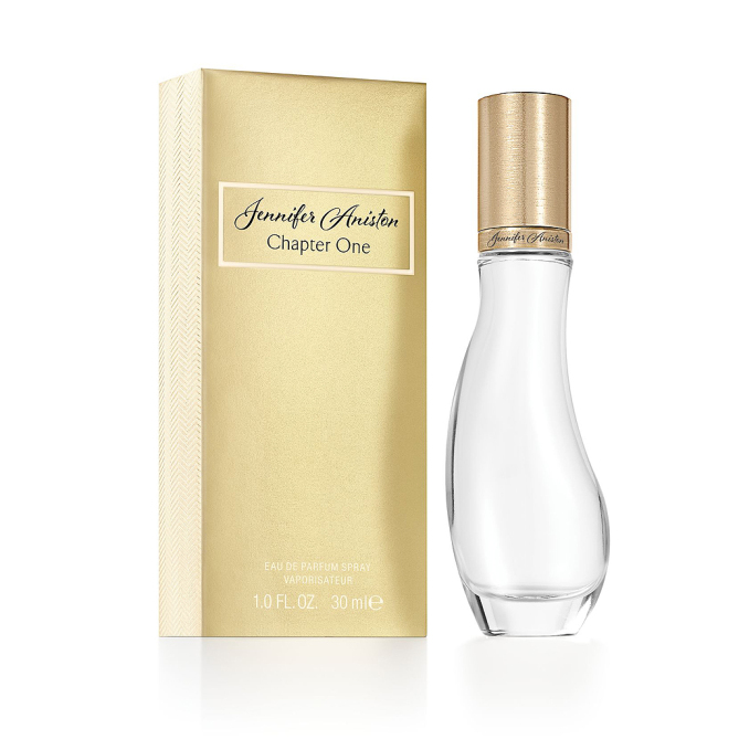 Jennifer Aniston perfume. no credit. used only for the 10/30 Beauty story. contact jackie_fields@peoplemag.com for usage.