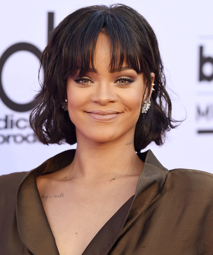 LAS VEGAS, NV - MAY 22: Singer Rihanna arrives at the 2016 Billboard Music Awards at T-Mobile Arena on May 22, 2016 in Las Vegas, Nevada. (Photo by Axelle/Bauer-Griffin/FilmMagic)