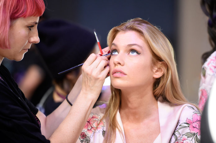 2017 Victoria's Secret Fashion Show In Shanghai - Hair & Makeup