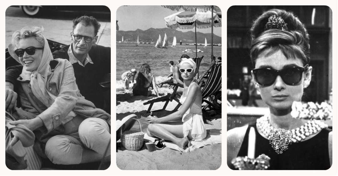 744036dea4 The Most Iconic Sunglasses Of All Time – Armina Mevlani