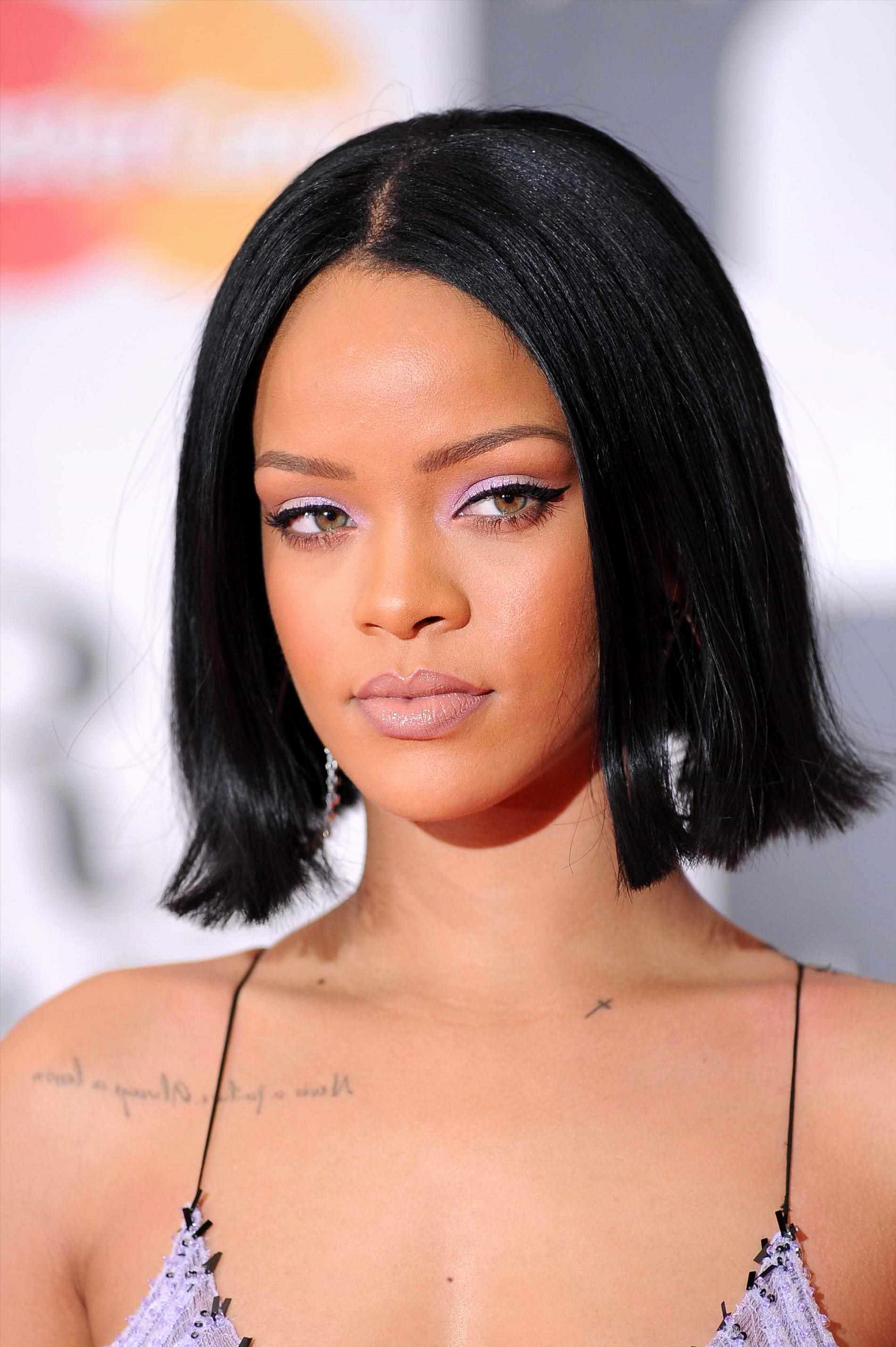 Rihanna Bob Haircuts Inspirational Hairstyles Hairstyle Ideas For