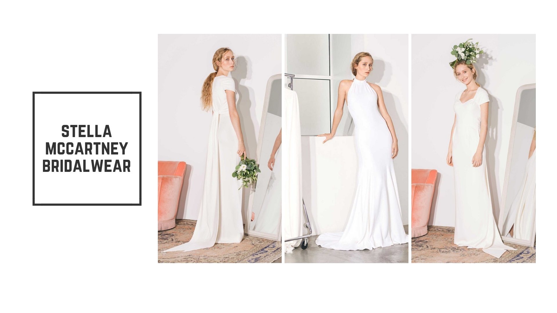Stella McCartney debuts bridalwear for women of all ages