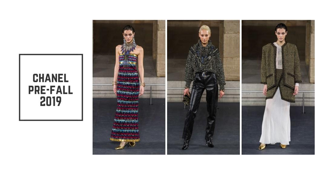 e52582d2f49486 Chanel Métiers d'Art 2018/19 Collection – Armina Mevlani