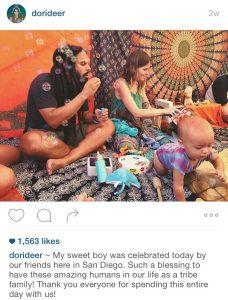 Instagram @dorideer