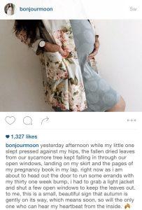 Instagram @bonjourmoon