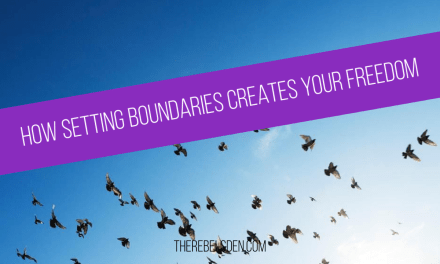 How Setting Boundaries Creates Your Freedom