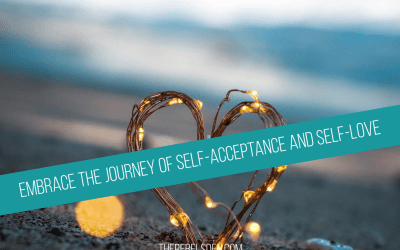 Embrace the journey of self-acceptance and self-love