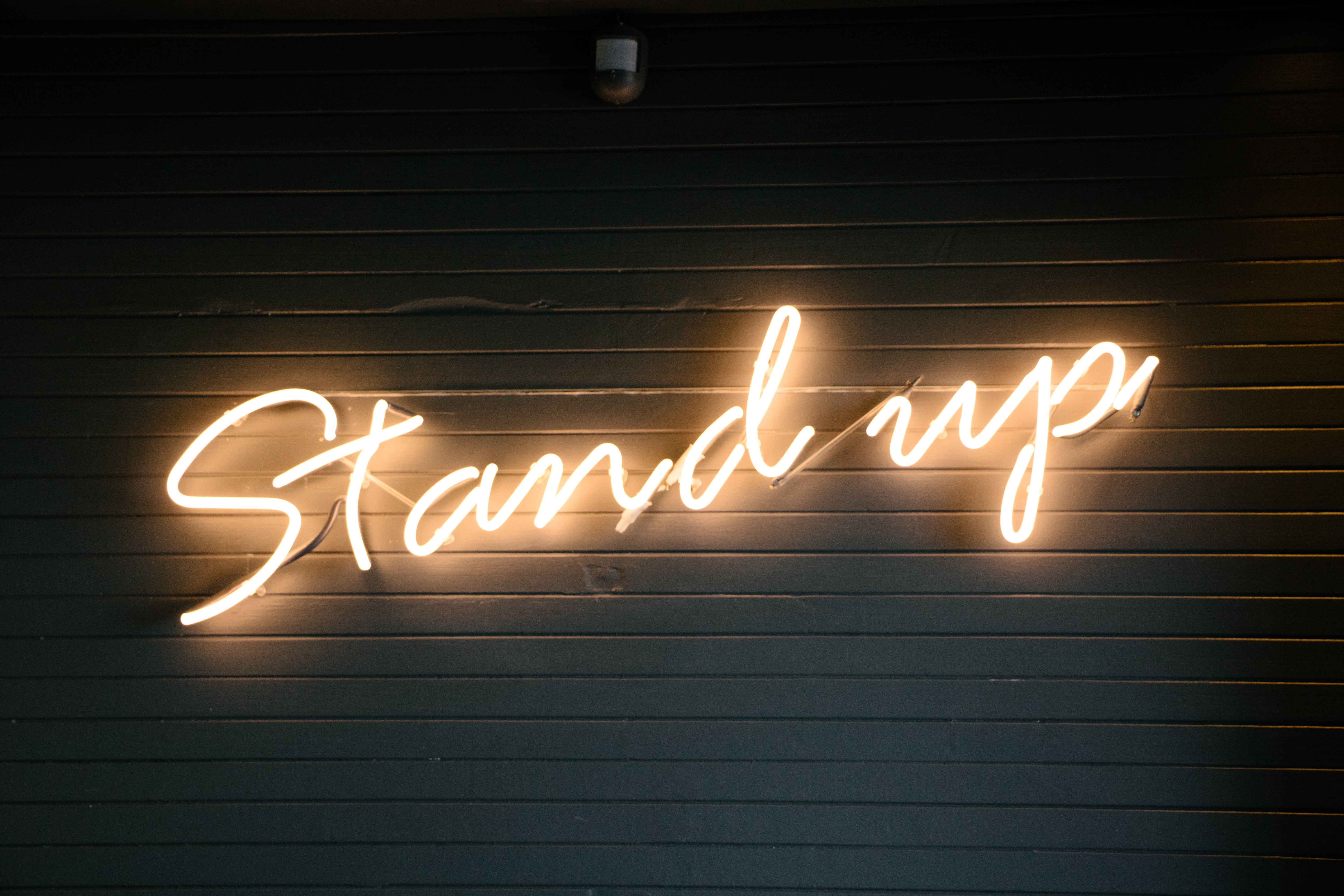 When are you going to be an upstander