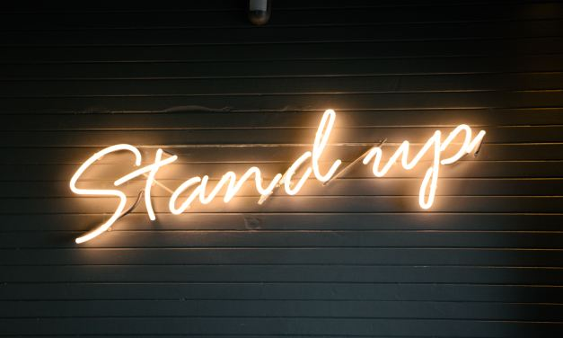 When are you going to be an upstander?