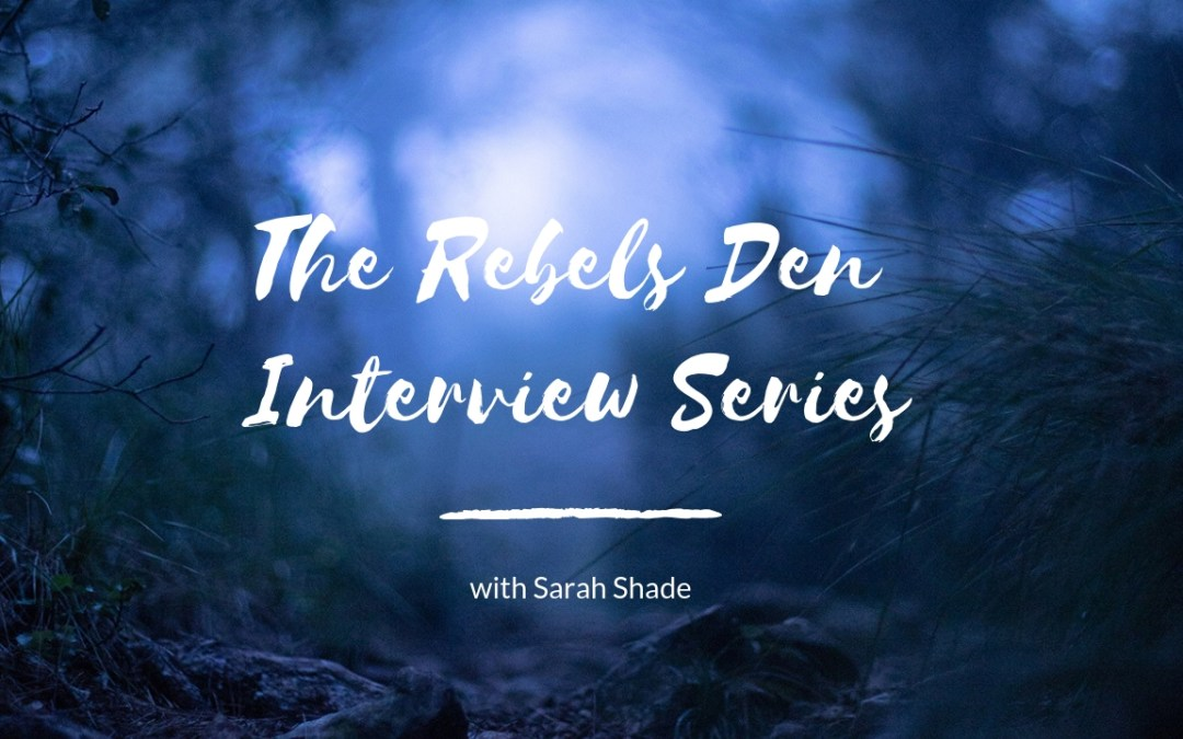 Interview with Sarah Shade