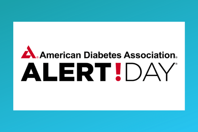 American Diabetes Association Alert! Day