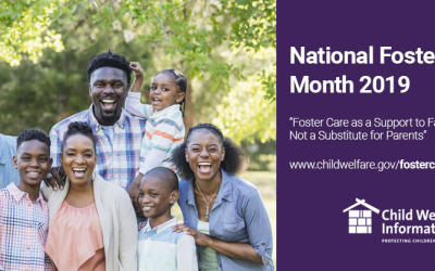 May is Foster Care Awareness Month