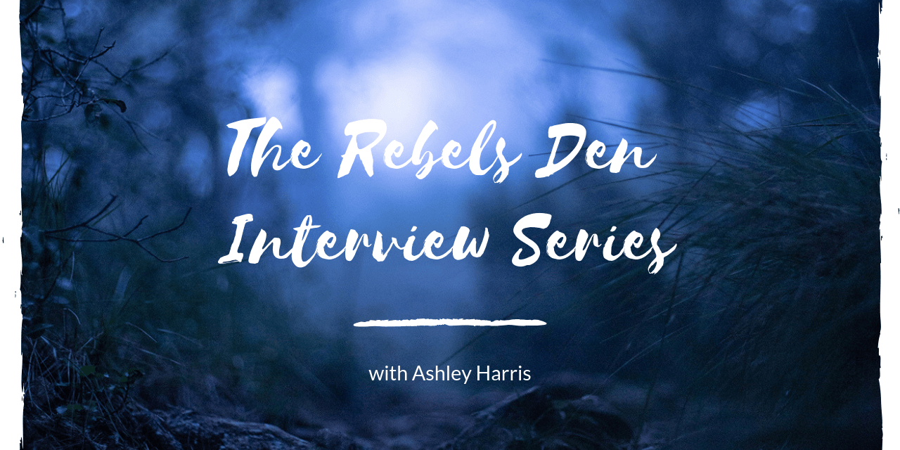 Interview with Ashley Harris