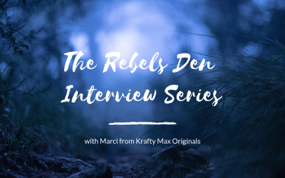 Interview with Marci from Krafty Max Originals