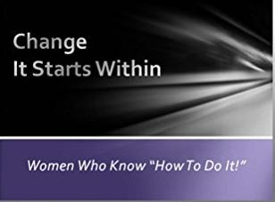 Change it starts within