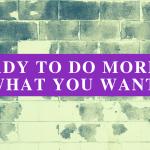 Stop setting resolutions, start setting goals