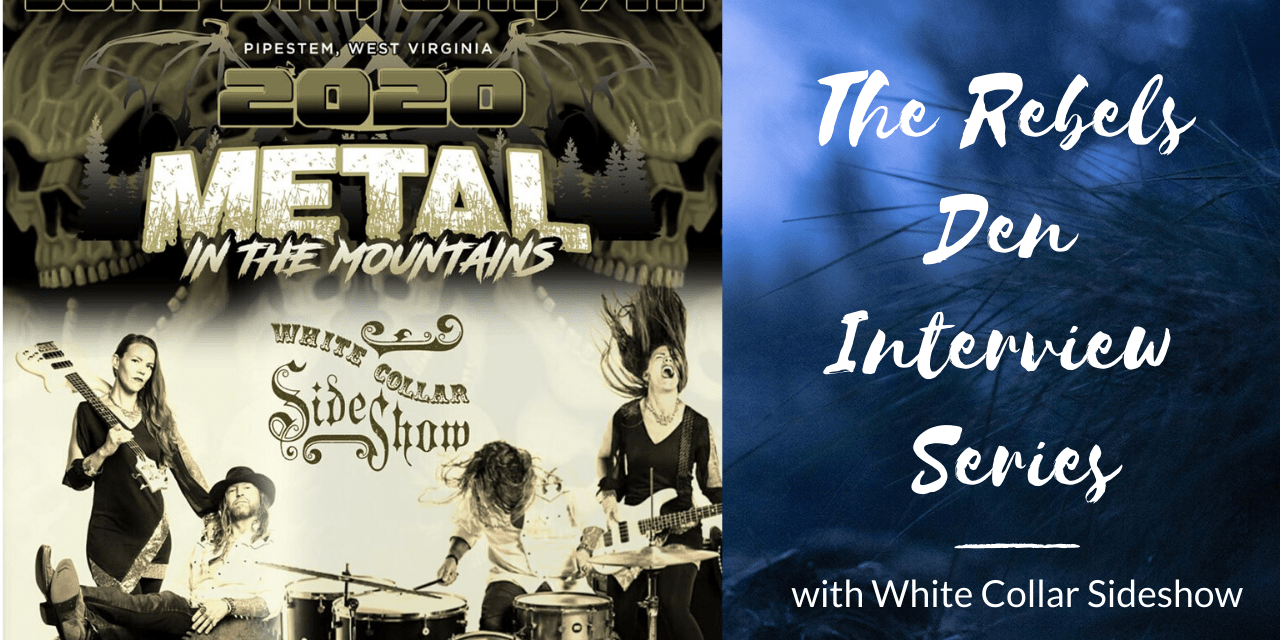 MITM – Interview with White Collar Sideshow